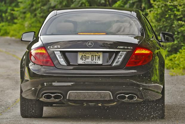 2014 Mercedes-Benz CL-Class vs. 2015 Mercedes-Benz S-Class Coupe: What's the Difference? featured image large thumb3