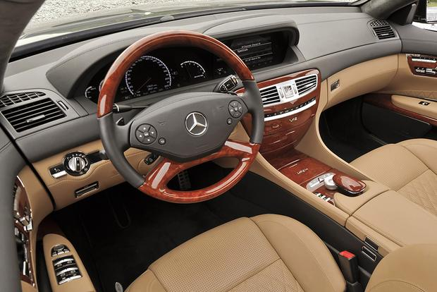 2014 Mercedes-Benz CL-Class vs. 2015 Mercedes-Benz S-Class Coupe: What's the Difference? featured image large thumb7