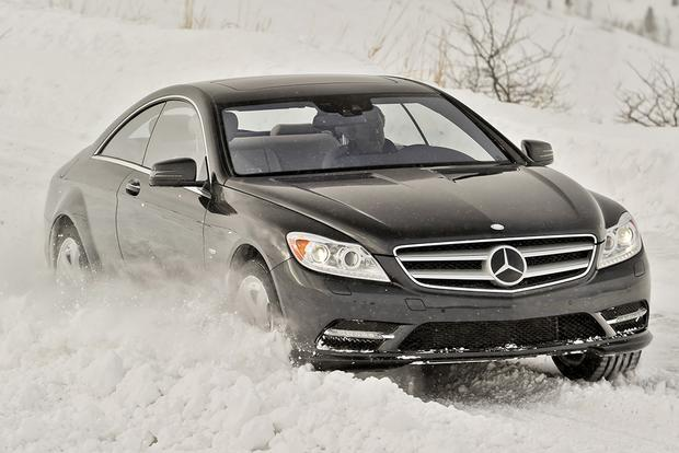 2014 Mercedes-Benz CL-Class vs. 2015 Mercedes-Benz S-Class Coupe: What's the Difference? featured image large thumb9