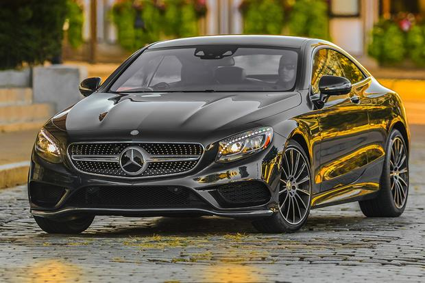 2014 mercedes benz cl class vs 2015 mercedes benz s class coupe what. Cars Review. Best American Auto & Cars Review