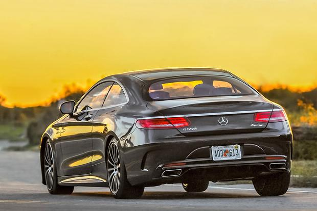 2014 Mercedes-Benz CL-Class vs. 2015 Mercedes-Benz S-Class Coupe: What's the Difference? featured image large thumb6