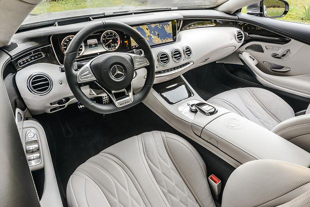 2014 Mercedes-Benz CL-Class vs. 2015 Mercedes-Benz S-Class Coupe: What's the Difference? featured image large thumb8