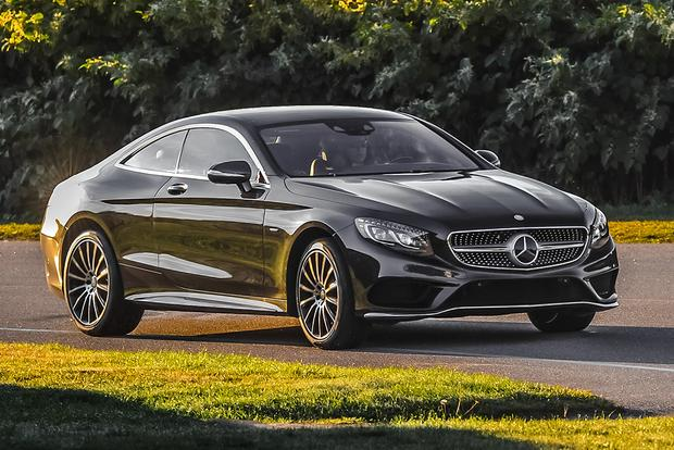 2017 Mercedes Benz Cl Vs S