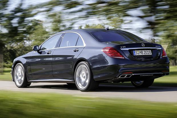 2015 Mercedes-Benz S-Class: New Car Review featured image large thumb1