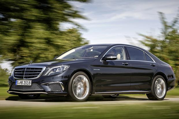 2015 Mercedes-Benz S-Class: New Car Review featured image large thumb2