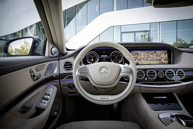 2015 Mercedes-Benz S-Class: New Car Review featured image large thumb4