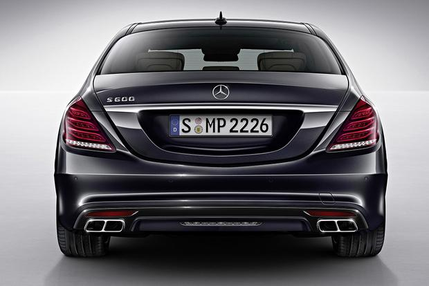2017 Mercedes-Benz S-Class: New Car Review featured image large thumb5