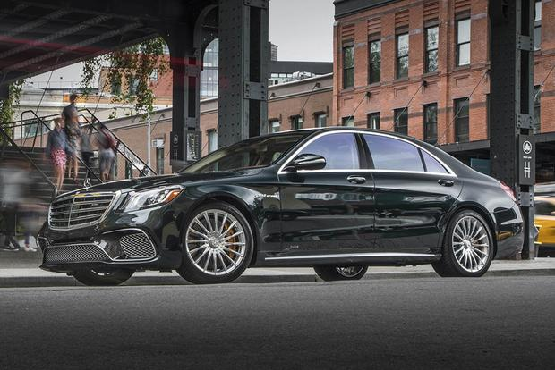 2018 Mercedes-Benz S-Class: New Car Review featured image large thumb0