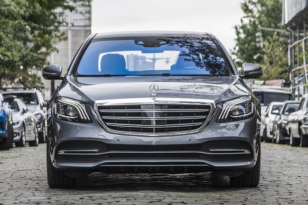 2018 Mercedes-Benz S-Class: New Car Review featured image large thumb1