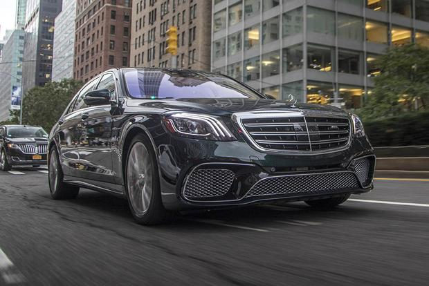2018 Mercedes-Benz S-Class: New Car Review featured image large thumb3