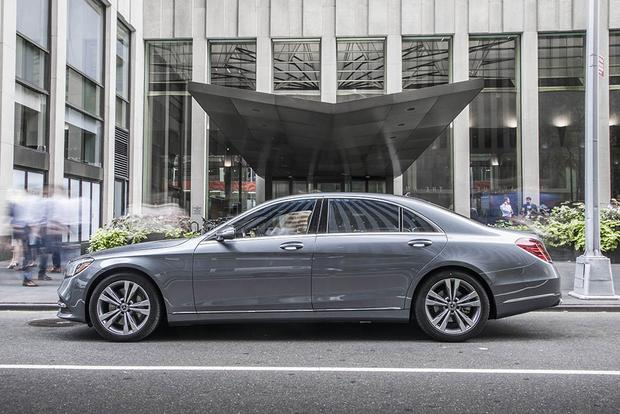2018 Mercedes-Benz S-Class: New Car Review featured image large thumb5