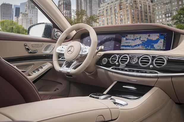 2018 Mercedes-Benz S-Class: New Car Review featured image large thumb6