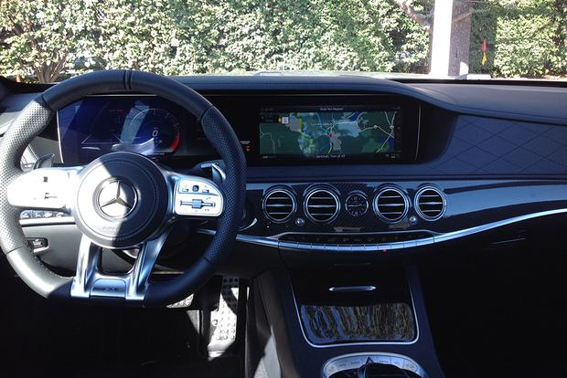 2018 Mercedes-Benz S-Class: First Drive Review featured image large thumb4