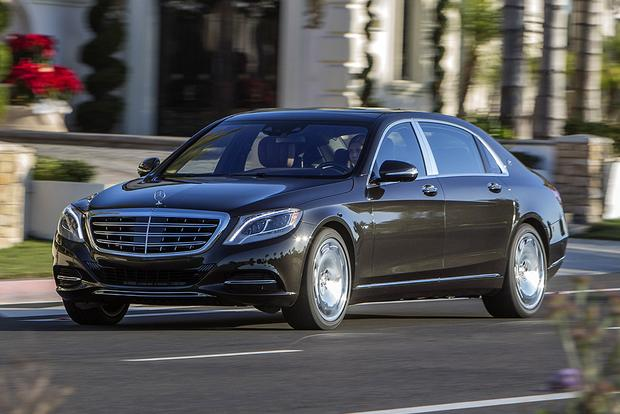 2016 Mercedes-Maybach S600: Overview featured image large thumb2