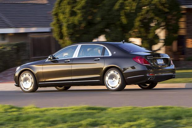 2016 Mercedes-Maybach S600: Overview featured image large thumb3