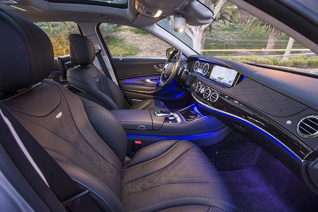 2016 Mercedes-Maybach S600: Overview featured image large thumb4