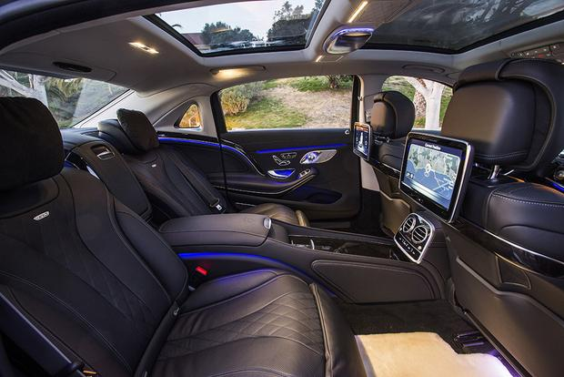 2016 Mercedes-Maybach S600: Overview featured image large thumb5
