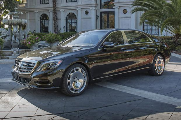 2017 Mercedes-Maybach S 600: Overview featured image large thumb0