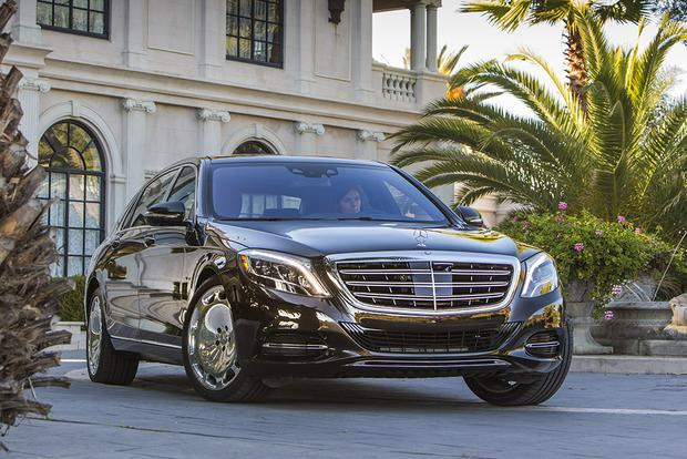 2017 Mercedes-Maybach S 600: Overview featured image large thumb2