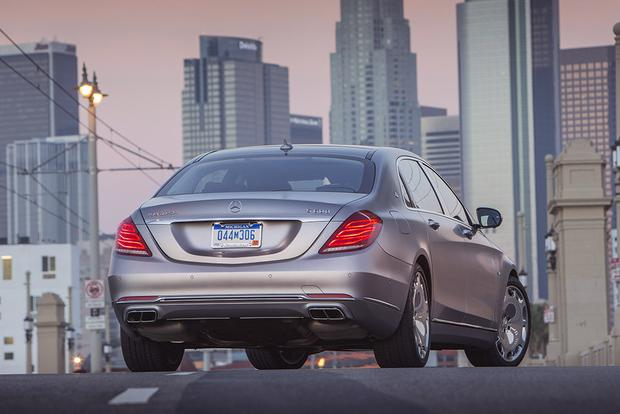 2017 Mercedes-Maybach S 600: Overview featured image large thumb3