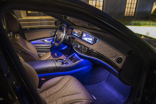 2017 Mercedes-Maybach S 600: Overview featured image large thumb6