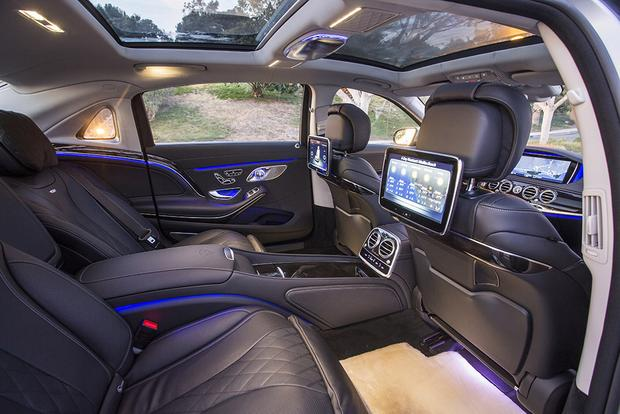 2017 Mercedes-Maybach S 600: Overview featured image large thumb9