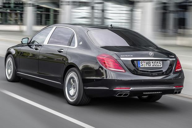 2016 Mercedes-Maybach S600: First Drive Review featured image large thumb2