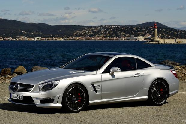 2013 Mercedes Benz Sl63 Amg New Car Review Autotrader