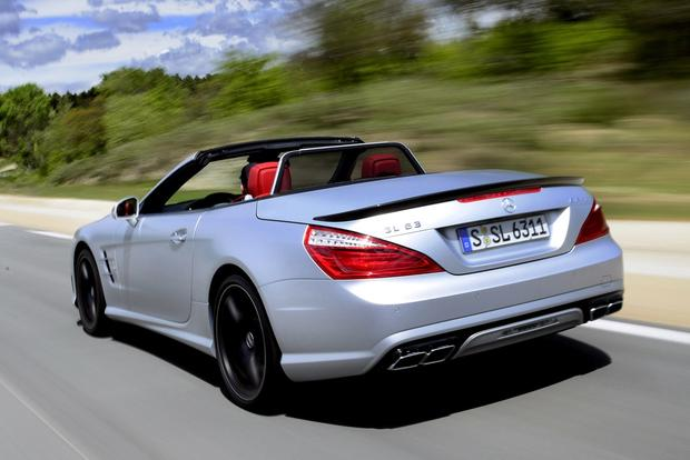 2014 Mercedes-Benz SL-Class: New Car Review featured image large thumb1