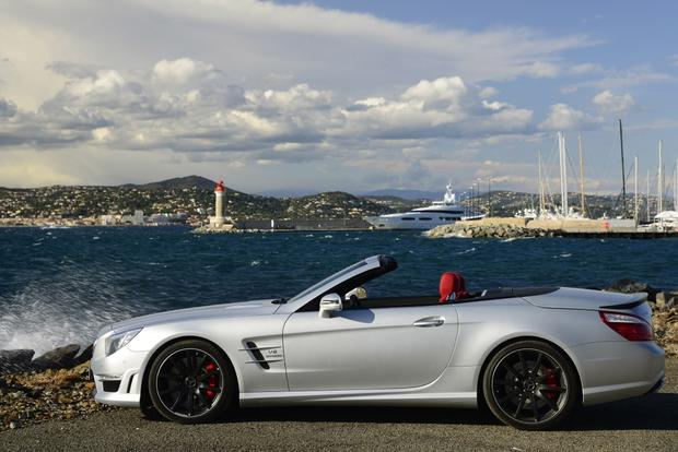 2014 Mercedes-Benz SL-Class: New Car Review featured image large thumb3