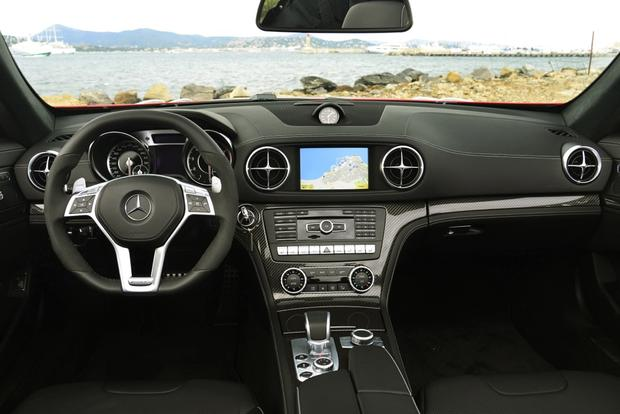 2014 Mercedes-Benz SL-Class: New Car Review featured image large thumb4