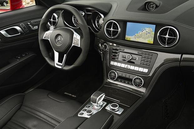 2015 Mercedes-Benz SL-Class: New Car Review featured image large thumb5