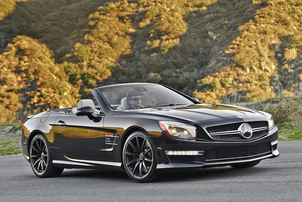 2016 Mercedes-Benz SL-Class: New Car Review