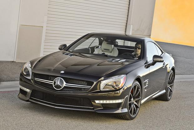 2015 Mercedes-Benz SL-Class: New Car Review featured image large thumb0