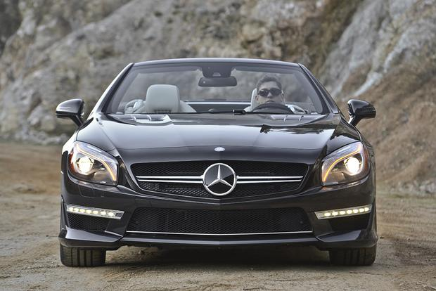 2015 Mercedes-Benz SL-Class: New Car Review featured image large thumb3