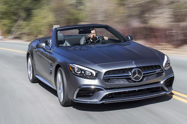 2017 Mercedes-Benz AMG SL65: First Drive Review