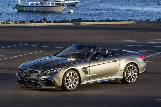 2017 Mercedes-Benz AMG SL65: First Drive Review - Autotrader