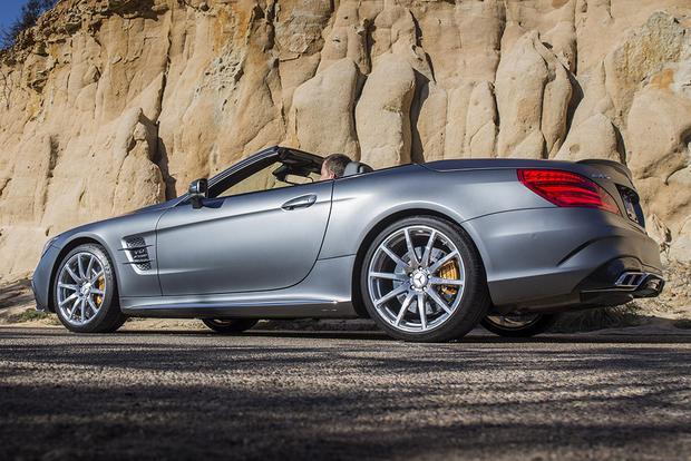 2017 Mercedes-Benz AMG SL65: First Drive Review featured image large thumb4