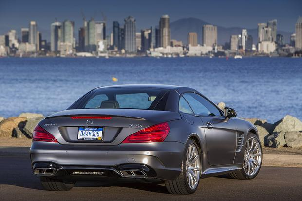 2017 Mercedes-Benz AMG SL65: First Drive Review featured image large thumb7