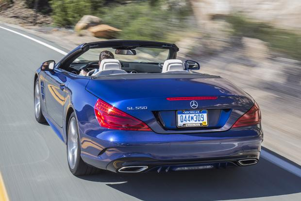 2018 Mercedes-Benz SL-Class: New Car Review featured image large thumb7