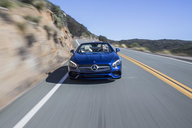 2018 Mercedes-Benz SL-Class: New Car Review featured image large thumb4