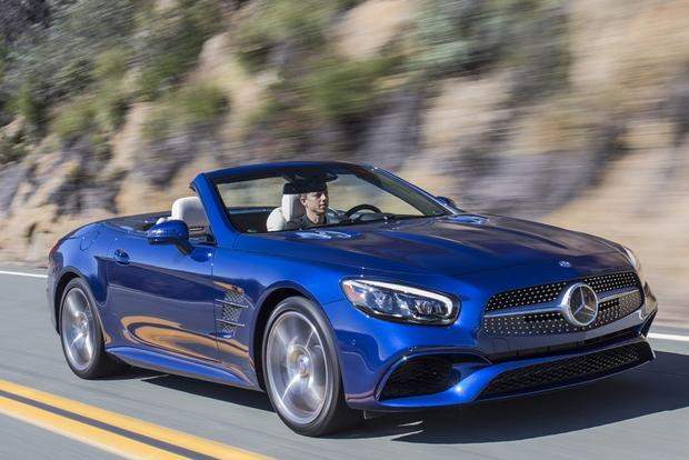 2018 Mercedes-Benz SL-Class: New Car Review featured image large thumb3