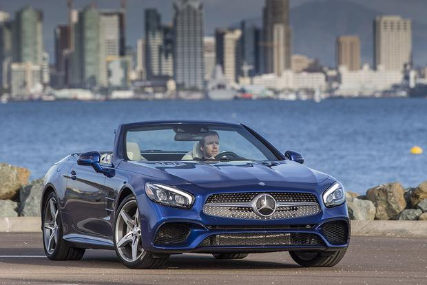 2018 Mercedes-Benz SL-Class: New Car Review featured image large thumb2