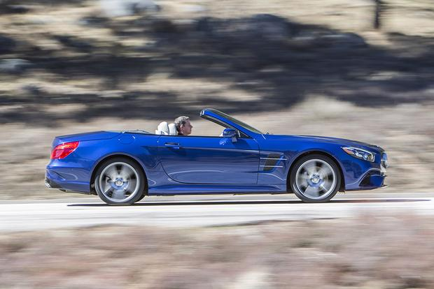 2018 Mercedes-Benz SL-Class: New Car Review featured image large thumb6