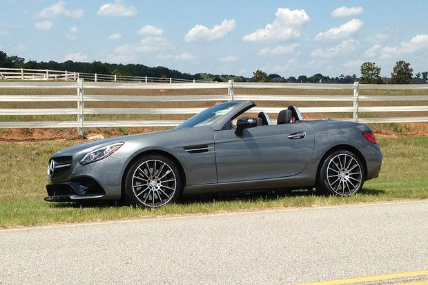 2017 Mercedes-Benz SLC300: Real World Review featured image large thumb0