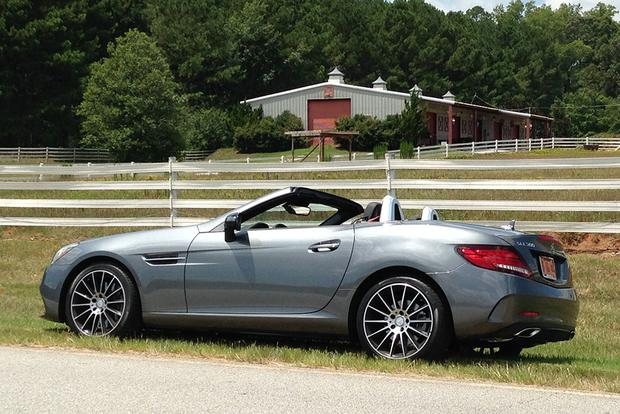 2017 Mercedes-Benz SLC300: Real World Review featured image large thumb7