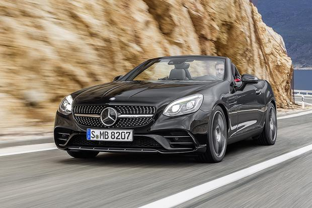 2018 Mercedes-Benz SLC-Class: New Car Review featured image large thumb0