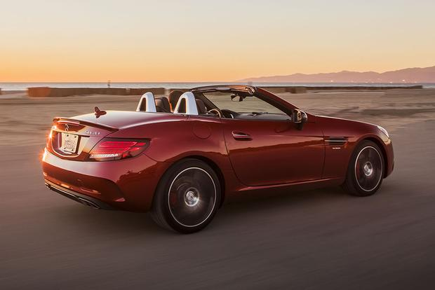 2018 Mercedes-Benz SLC-Class: New Car Review featured image large thumb6