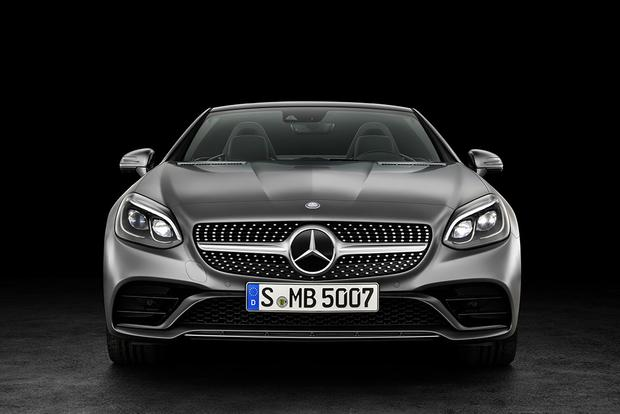 2018 Mercedes-Benz SLC-Class: New Car Review featured image large thumb2