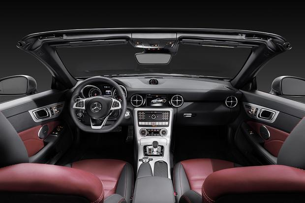2018 Mercedes-Benz SLC-Class: New Car Review featured image large thumb4